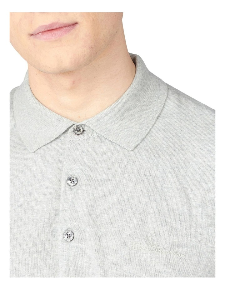 Short Sleeve Signature Knitted Polo image 3