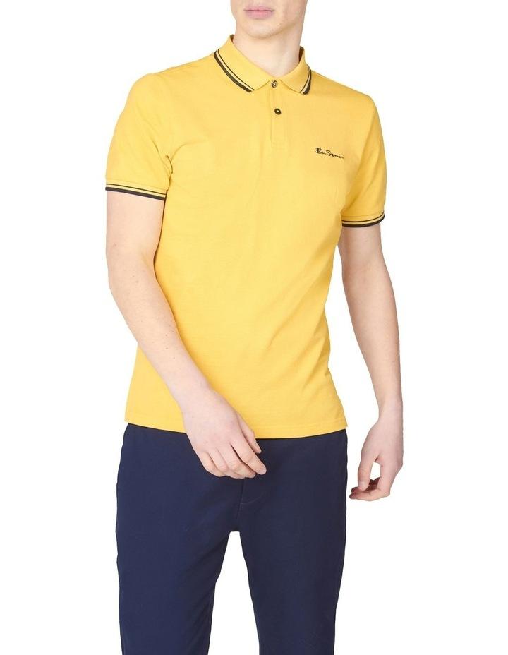 Signature Polo Yellow image 1