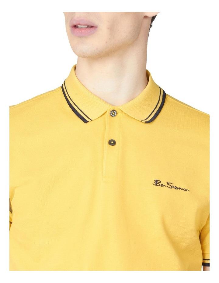 Signature Polo Yellow image 3