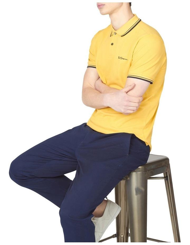 Signature Polo Yellow image 5