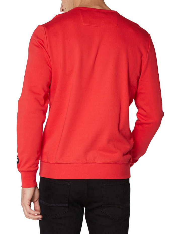 Logo Colour Block Sweat image 2