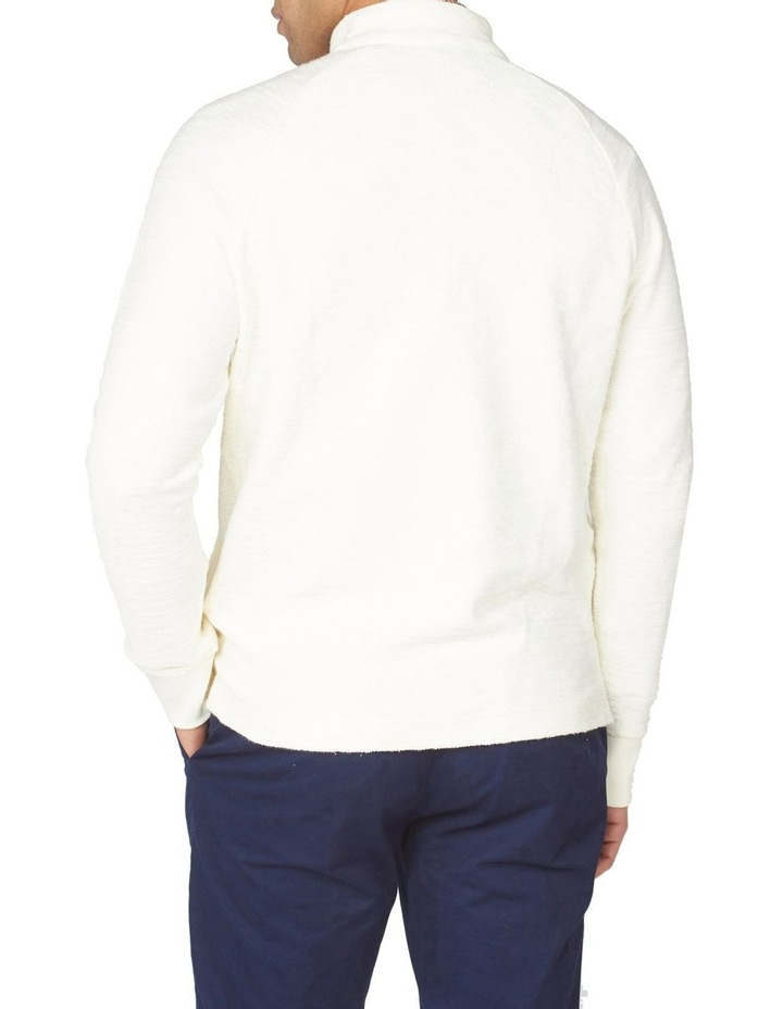 Loopback Funnel Neck Sweat image 2