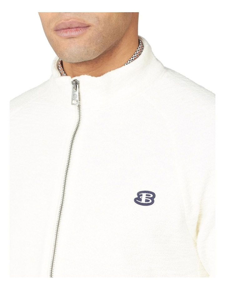 Loopback Funnel Neck Sweat image 3