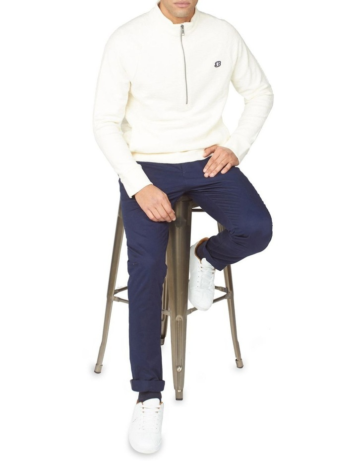 Loopback Funnel Neck Sweat image 4