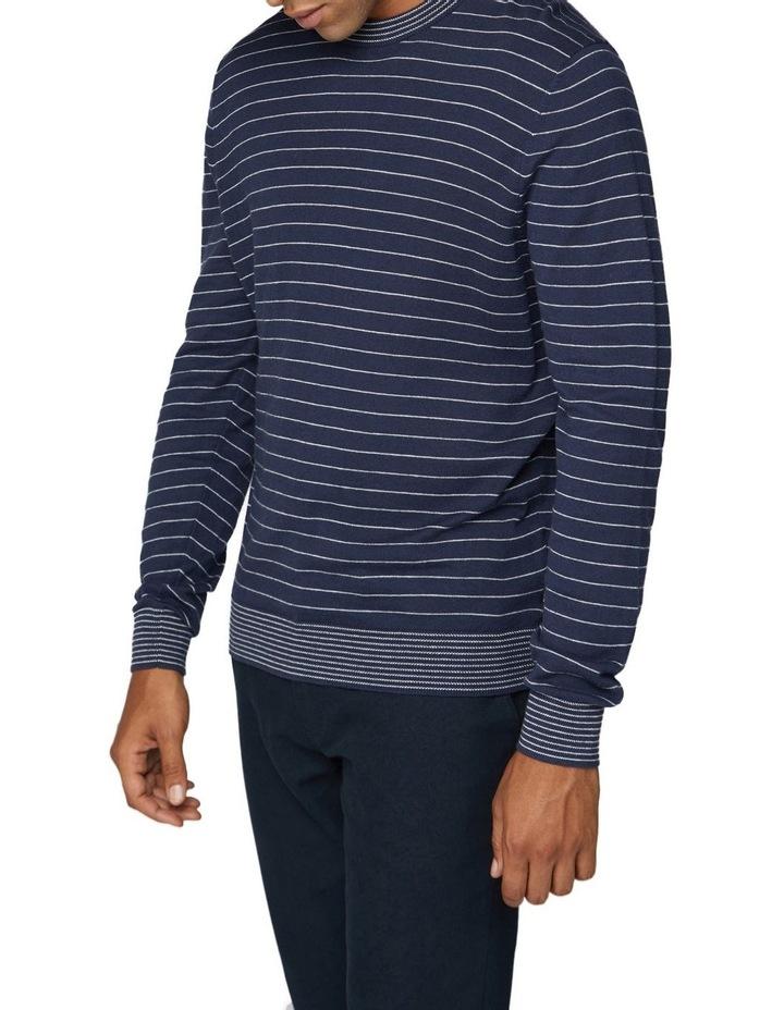 Fine Stripe Knit image 1