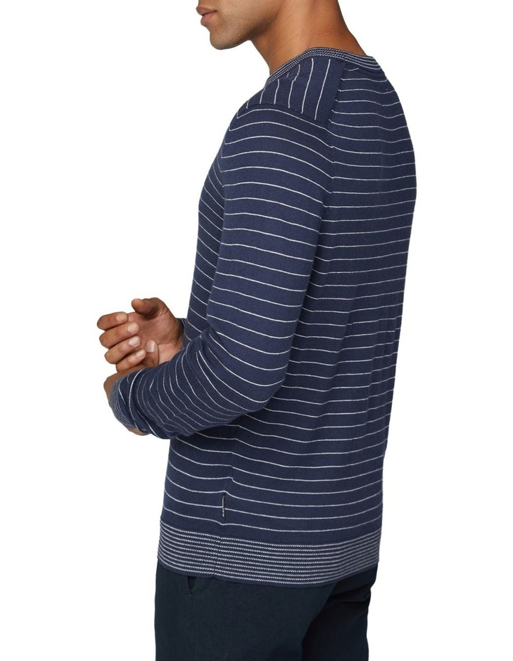 Fine Stripe Knit image 2