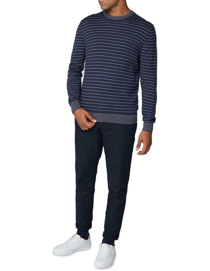 Fine Stripe Knit image 5
