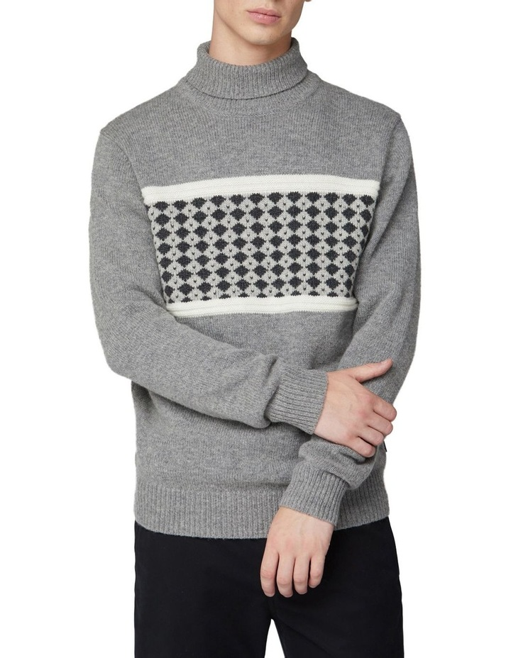 Fashion Roll Neck Knit image 1