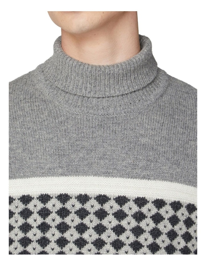 Fashion Roll Neck Knit image 3