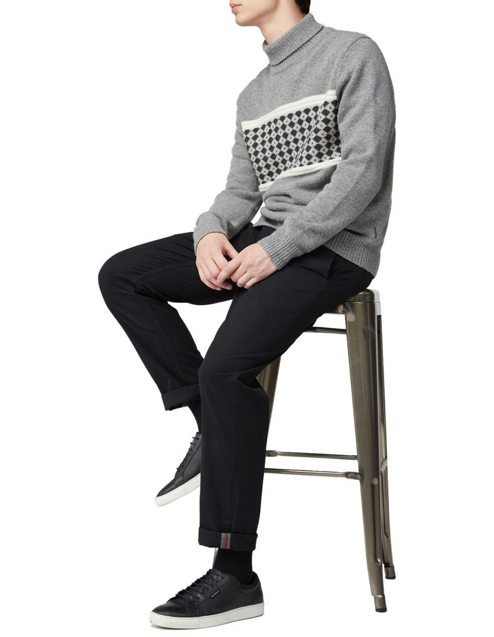 Fashion Roll Neck Knit image 5