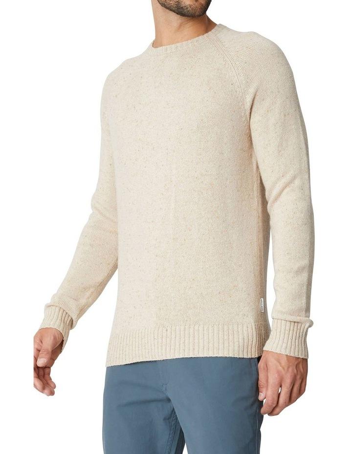 Speckle Yarn Knit image 3