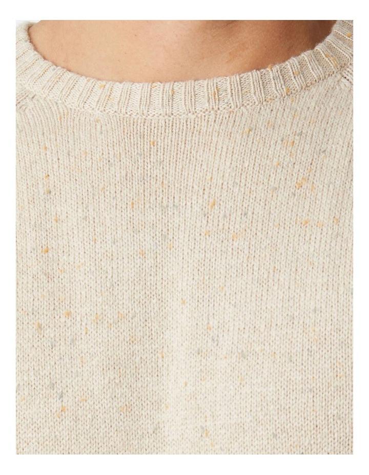 Speckle Yarn Knit image 4