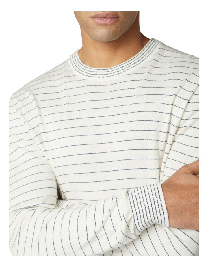 Fine Stripe Knit image 3