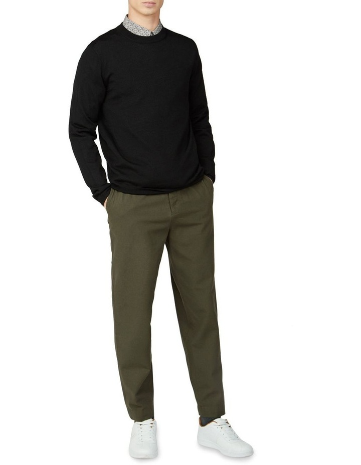 Signature Merino Wool Blend Knit image 4