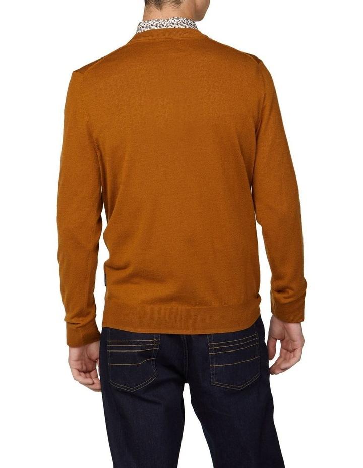 Signature Merino Wool Blend Knit image 2