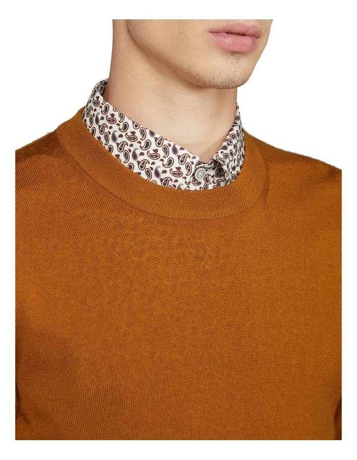 Signature Merino Wool Blend Knit image 3