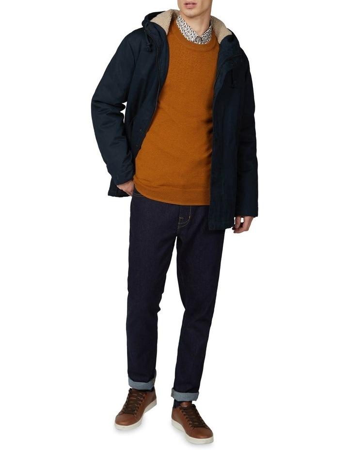 Signature Merino Wool Blend Knit image 5