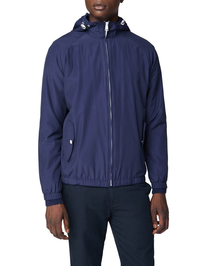 Hooded Jacket image 1