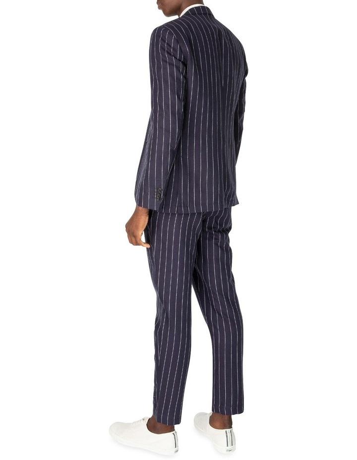 Pin Stripe Linen Trouser image 6