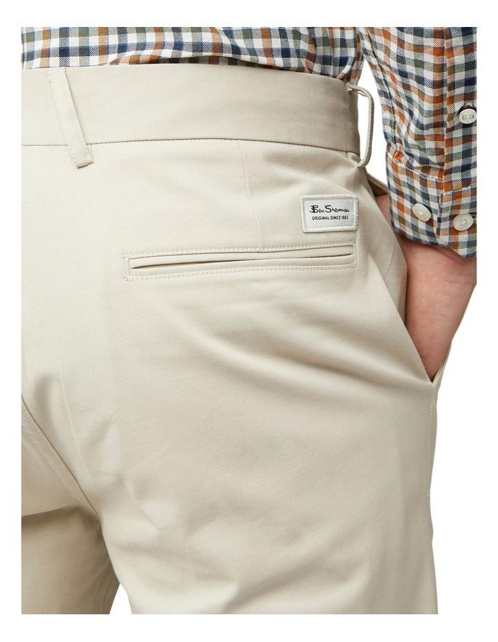 Signature Slim Stretch Chino image 4