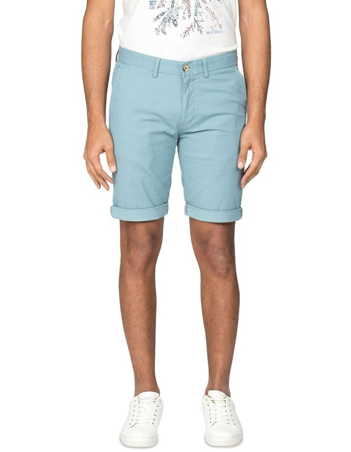 Slim Stretch Chino Short image 1