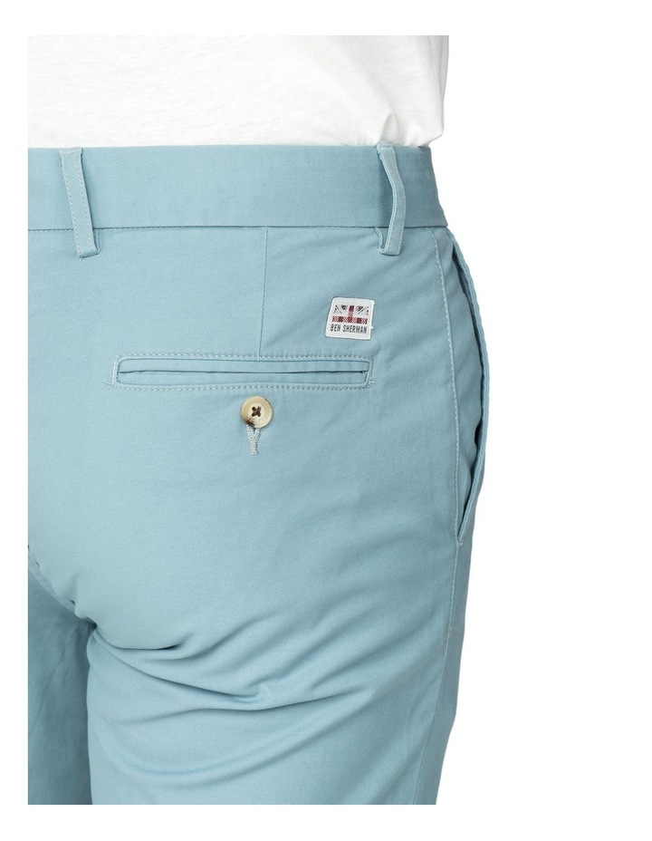 Slim Stretch Chino Short image 4