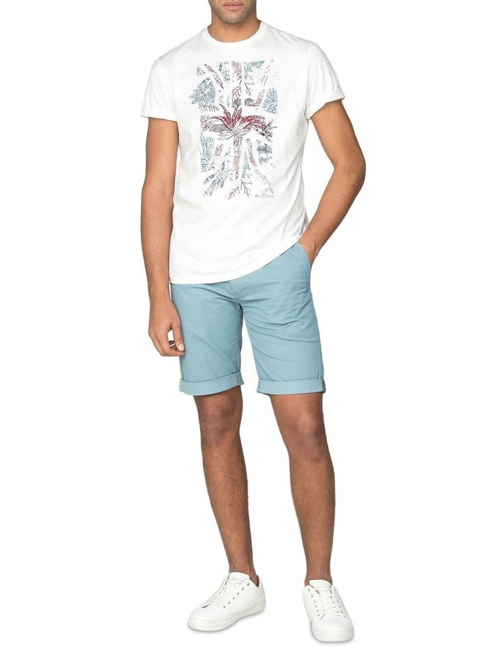 Slim Stretch Chino Short image 5