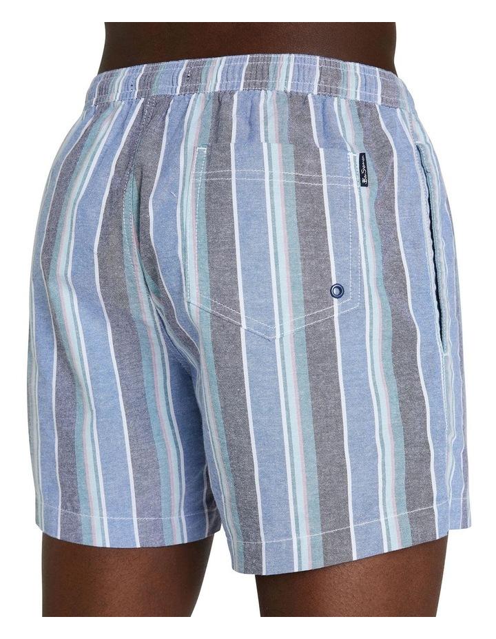 Light Weight Oxford Stripe Short image 4