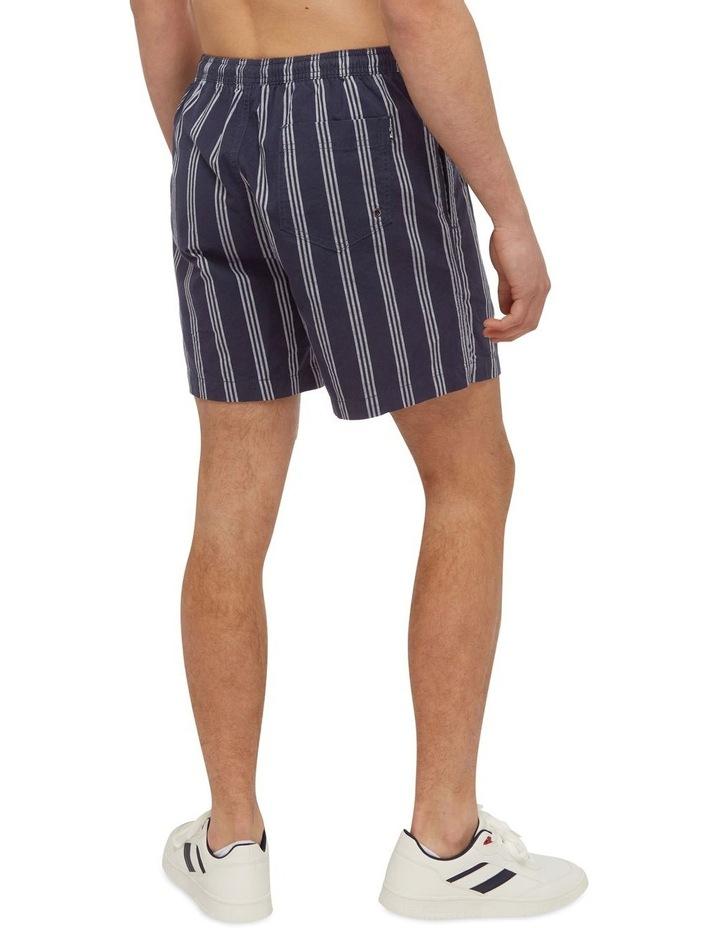 Stripe Elastic Short image 2