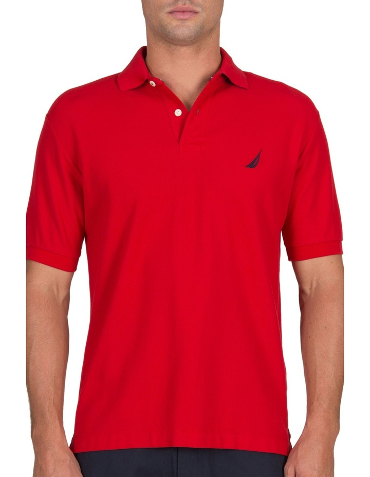 af9cbced Nautica | Short Sleeve Solid Polo | MYER