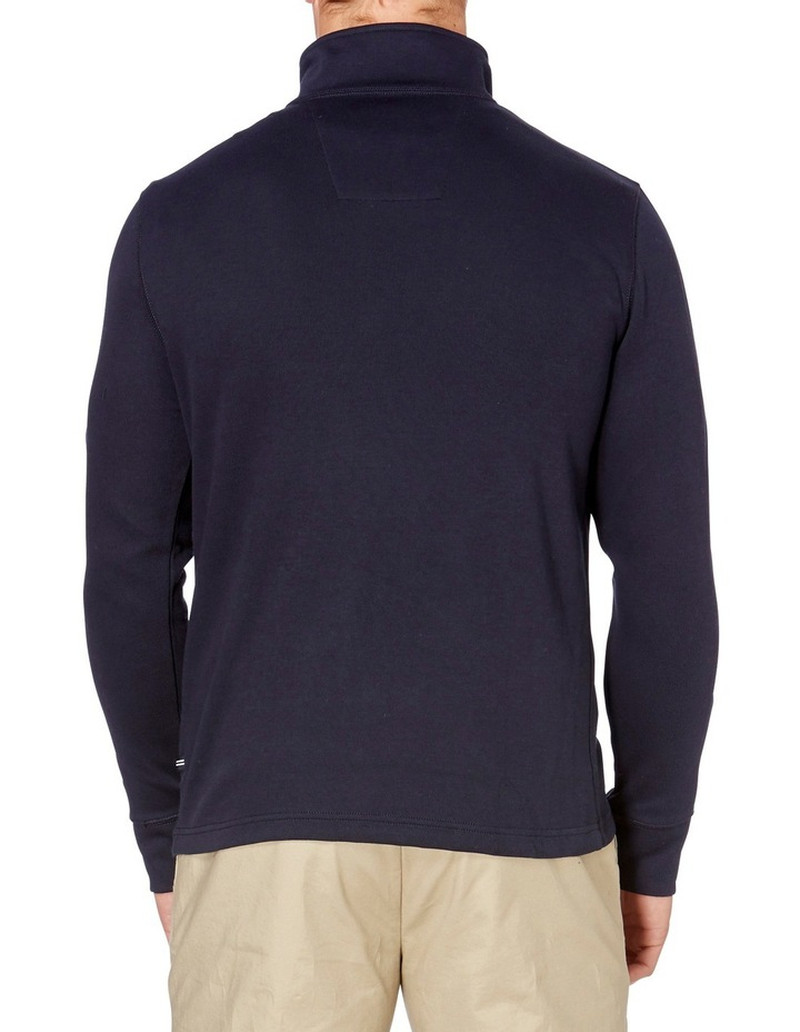 1/2 Zip Mock Neck image 2