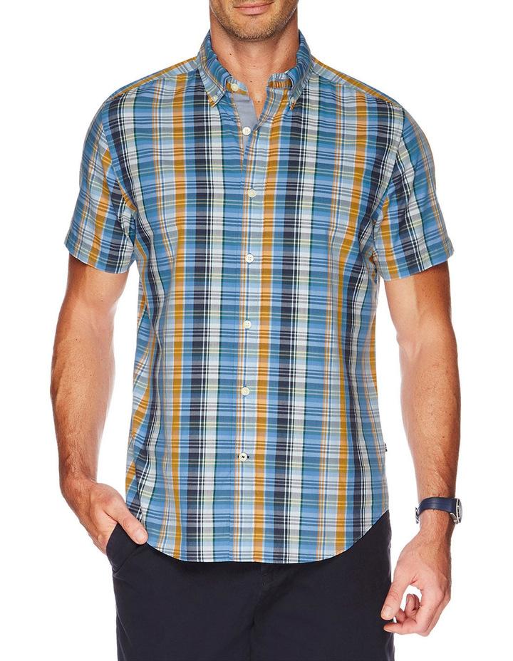 Short Sleeve Check Shirt image 1