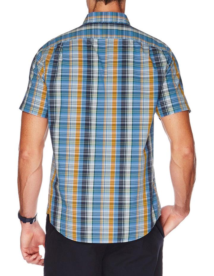 Short Sleeve Check Shirt image 2