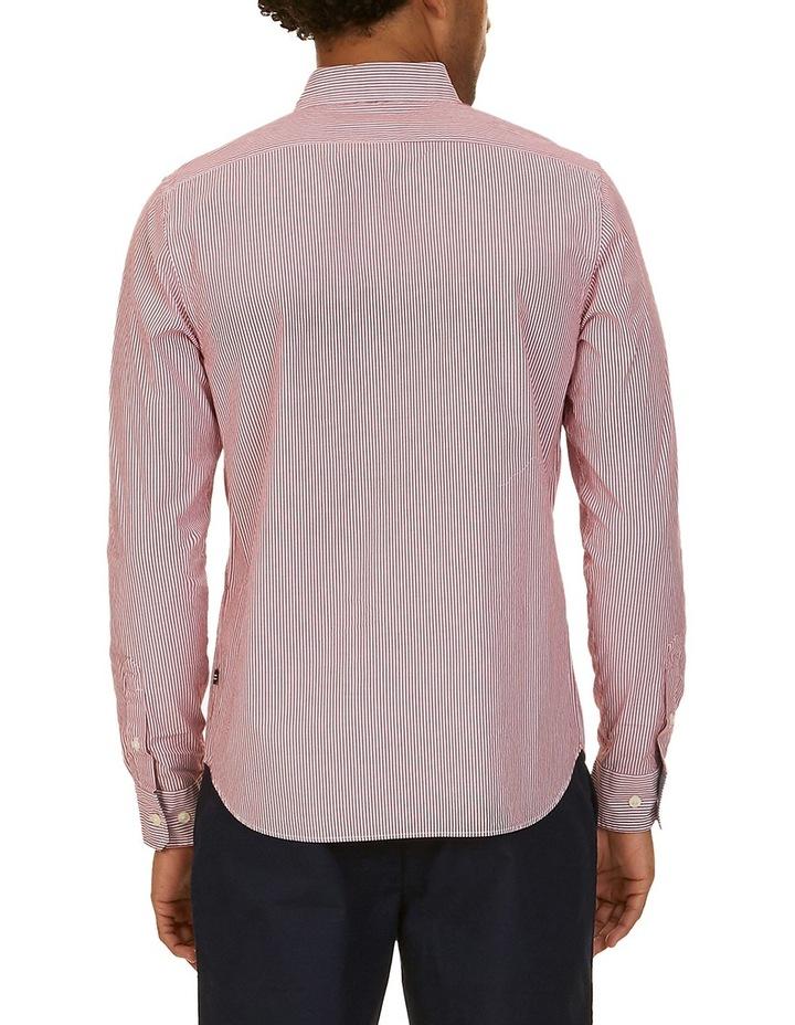 Long Sleeve Small Bengal Stripe Shirt image 2