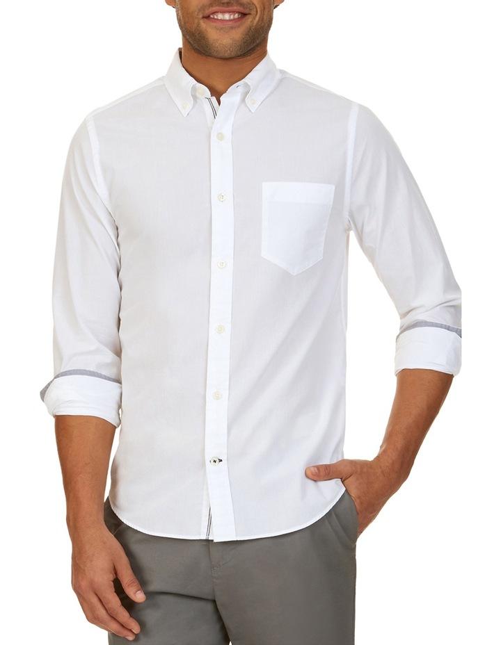 Long Sleeve Solid Eoe Shirt image 1