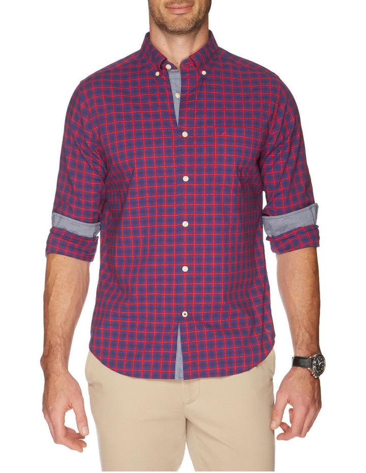 Stretch Poplin Shirt image 1