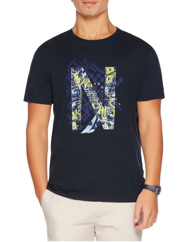 Blue Flags Tee image 1