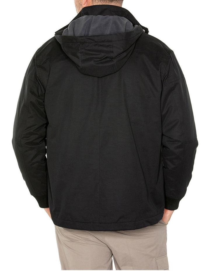 Sea Suede Hooded Jacket image 3