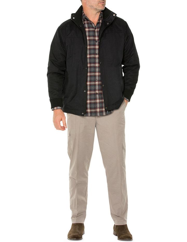 Sea Suede Hooded Jacket image 5