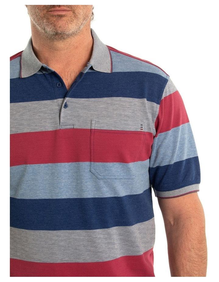 Falon Tuck Stitch Polo image 4