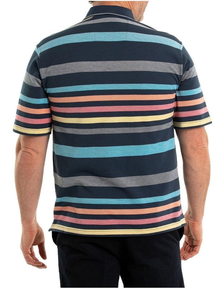 Adley Tuck Stitch Polo image 3