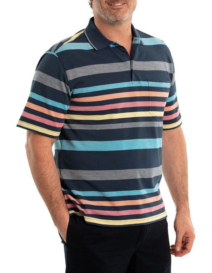 Adley Tuck Stitch Polo image 4