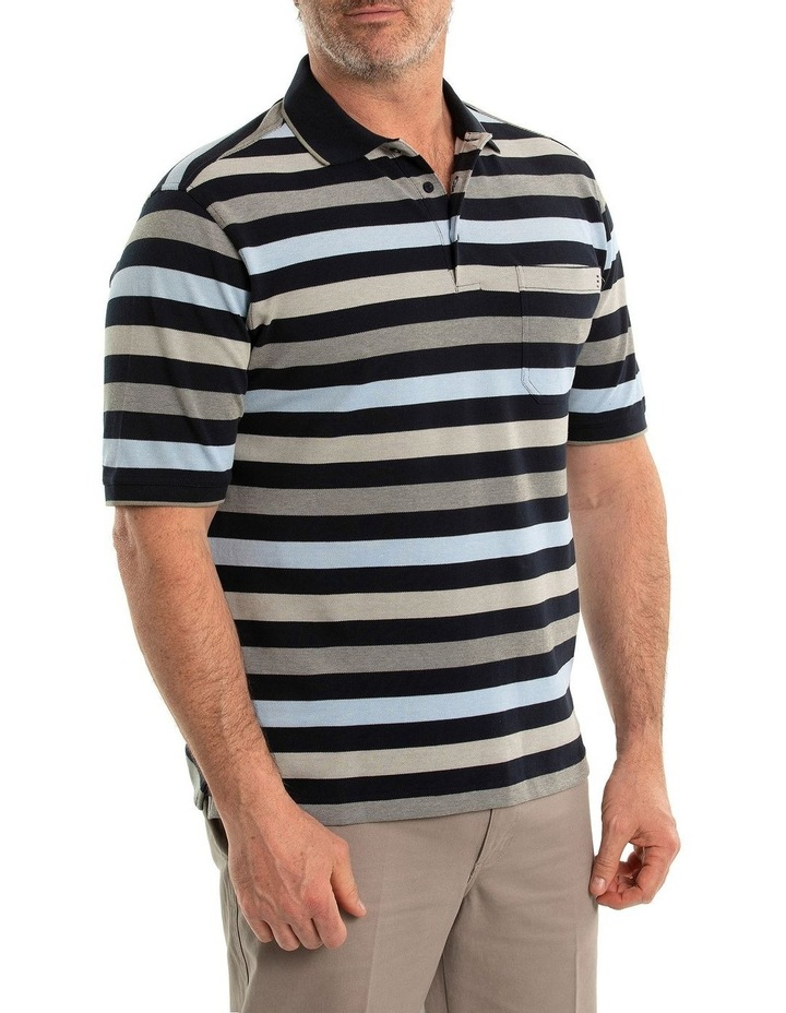 Rutherford Cotton Tuck Polo image 3