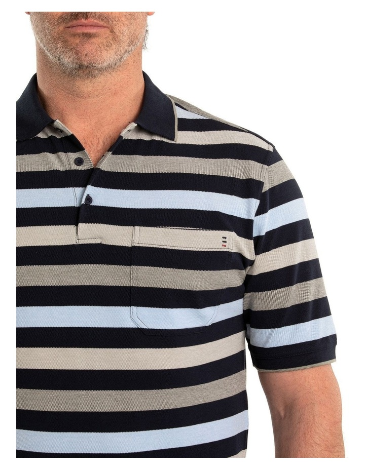 Rutherford Cotton Tuck Polo image 4