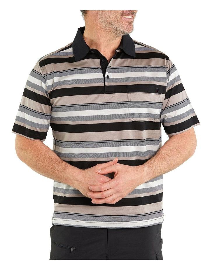 Taro Mercerised Cotton Polo image 1