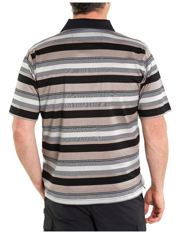 Taro Mercerised Cotton Polo image 3
