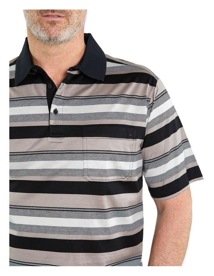 Taro Mercerised Cotton Polo image 4