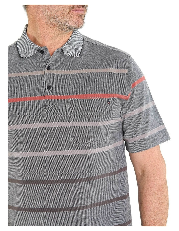 Theron Tuck Stitch Polo image 4