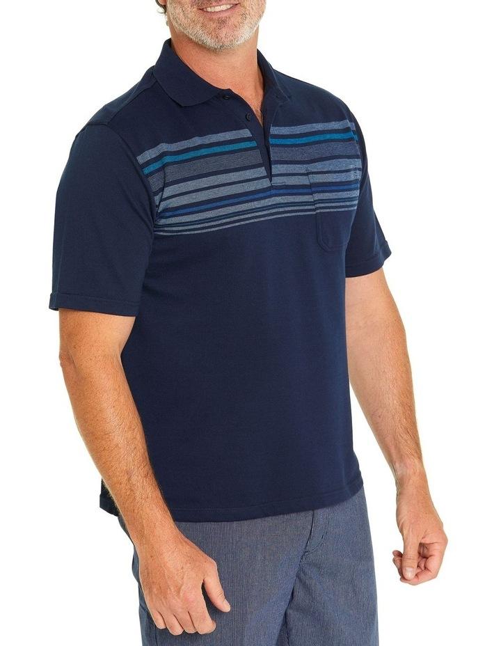 Kingsley Tuck Stitch Polo image 2