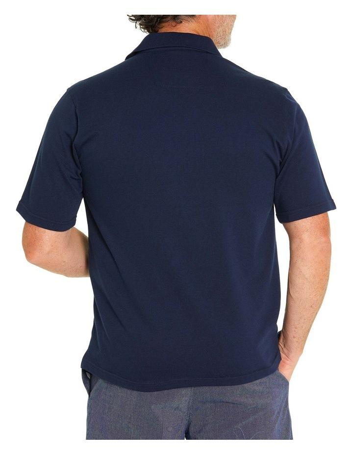 Kingsley Tuck Stitch Polo image 3